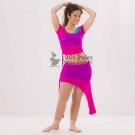 Traje de ensayo para Danza del Vientre Lanx - 2 colores a escoger