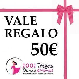 VALE REGALO 50€