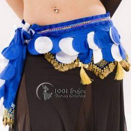 Pañuelo Danza del vientre Cesis