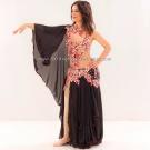Traje Danza del Vientre Egipcio Enif