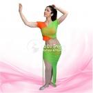 Traje de ensayo para Danza del Vientre Nekkar -2 colores a escoger