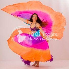 Alas de Isis Seda Danza del Vientre