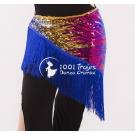 Pañuelo cadera Jabbah para Danza del Vientre 2 colores a escoger.