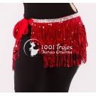 Pañuelo cadera Keid para Danza del Vientre 3 colores a escoger